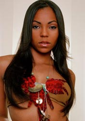 Celebrity Ashanti Pictures